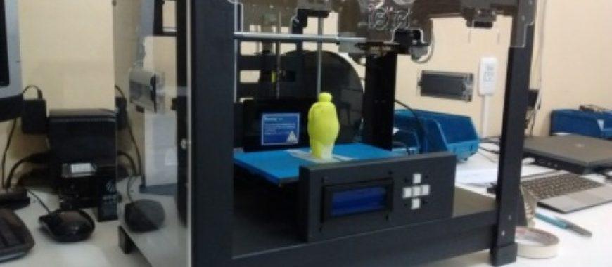 Demorou, mas as Impressoras 3D chegaram na TERA BYTE
